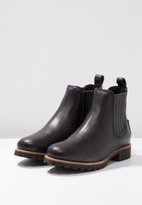 Panama Jack - IGLOO TRAVELLING - Kotníkové boty - black - 4