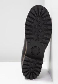 Panama Jack - IGLOO TRAVELLING - Kotníkové boty - black - 6