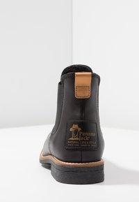 Panama Jack - GIORDANA IGLOO TRAVELLING - Kotníková obuv - black - 5
