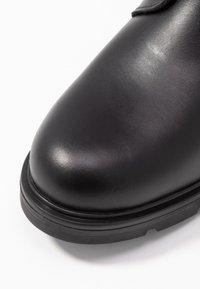 Panama Jack - LILIAN IGLOO - Bottines à lacets - black - 2
