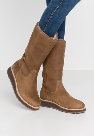 COLUMBIA - Støvler - taupe
