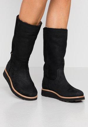 COLUMBIA - Støvler - black