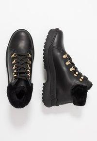 Panama Jack - HELLEN IGLOO - Boots à talons - black - 3