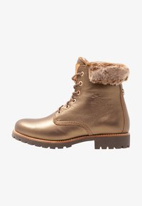 Panama Jack - IGLOO - Bottines à lacets - bronze - 1