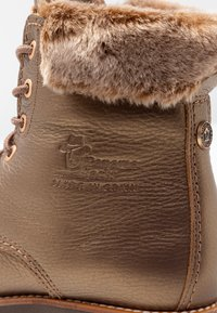 Panama Jack - IGLOO - Bottines à lacets - bronze - 2