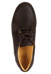 Panama Jack - PANAMA - Chaussures à lacets - grass maron - 6