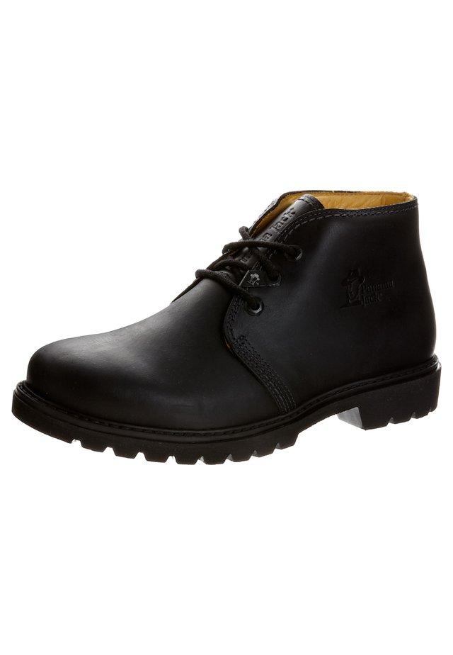 BOTA - Zapatos con cordones - black