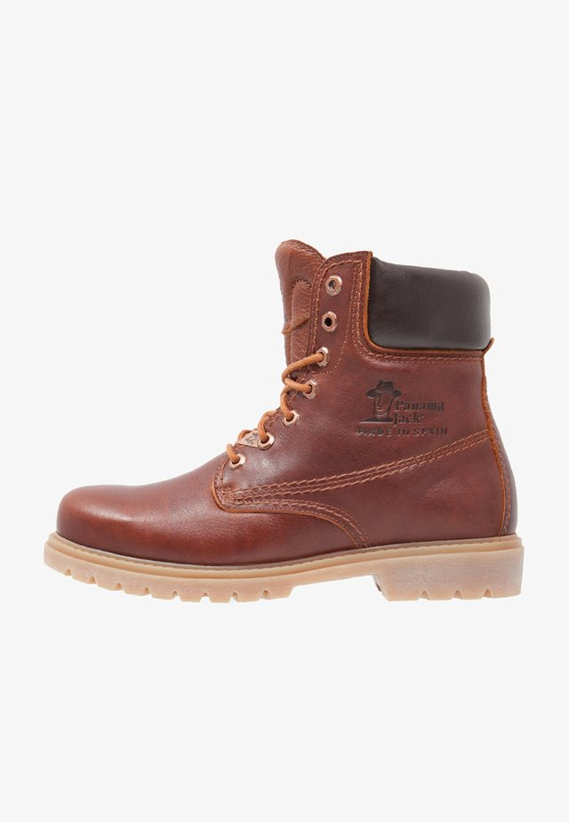 PANAMA  - Veterboots - brown