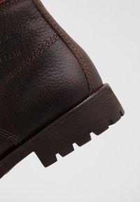 Panama Jack - PANAMA  - Botines con cordones - brown - 5