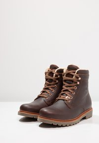 Panama Jack - AVIATOR - Lace-up ankle boots - grass chestnut - 2