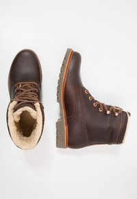Panama Jack - AVIATOR - Lace-up ankle boots - grass chestnut - 1