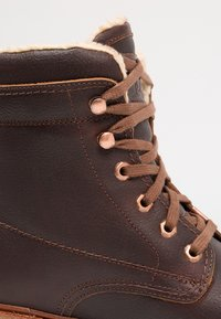 Panama Jack - AVIATOR - Lace-up ankle boots - grass chestnut - 5