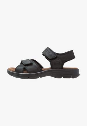 SANDERS BASIC  - Sandalias de senderismo - black