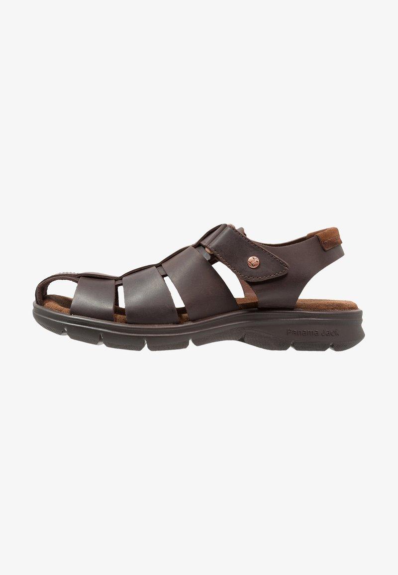 Panama Jack - SAURON - Sandalias de senderismo - marron
