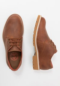 Panama Jack - KALVIN C6 - Zapatos de vestir - bark - 1