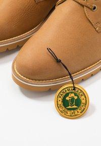 Panama Jack - KALVIN - Zapatos de vestir - vintage - 5