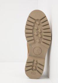 Panama Jack - KALVIN - Zapatos con cordones - brown - 4