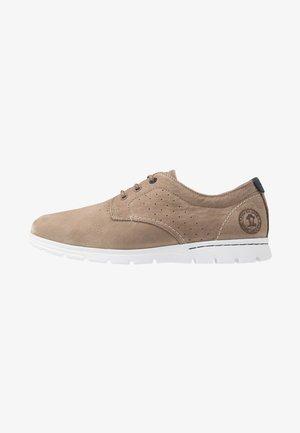 DOMANI - Zapatos con cordones - stone
