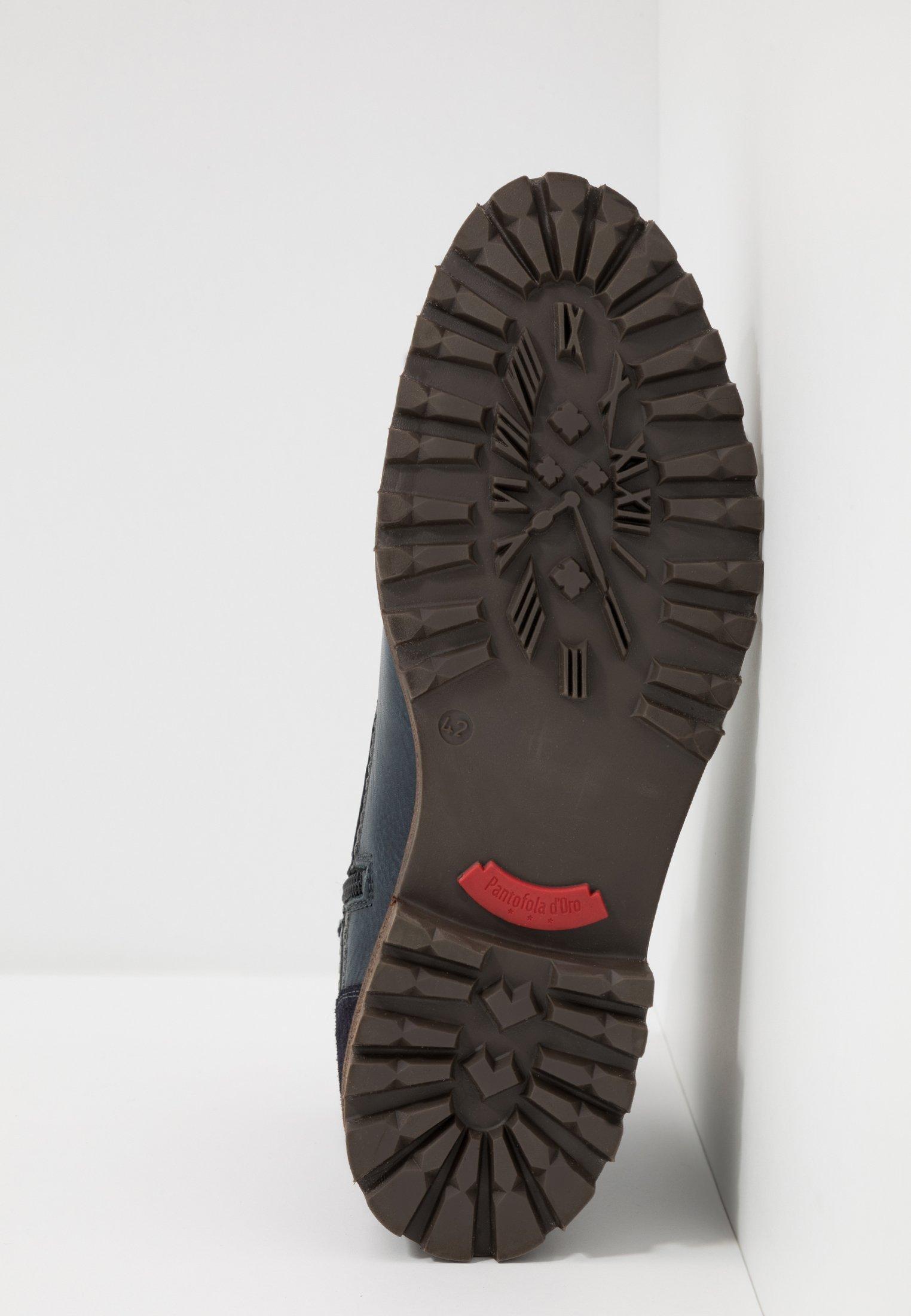 Pantofola d'Oro PONZANO UOMO HIGH - Snörstövletter - dress blues