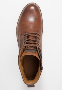 Pantofola d'Oro - PONZANO UOMO HIGH - Lace-up ankle boots - tortoise shell - 1