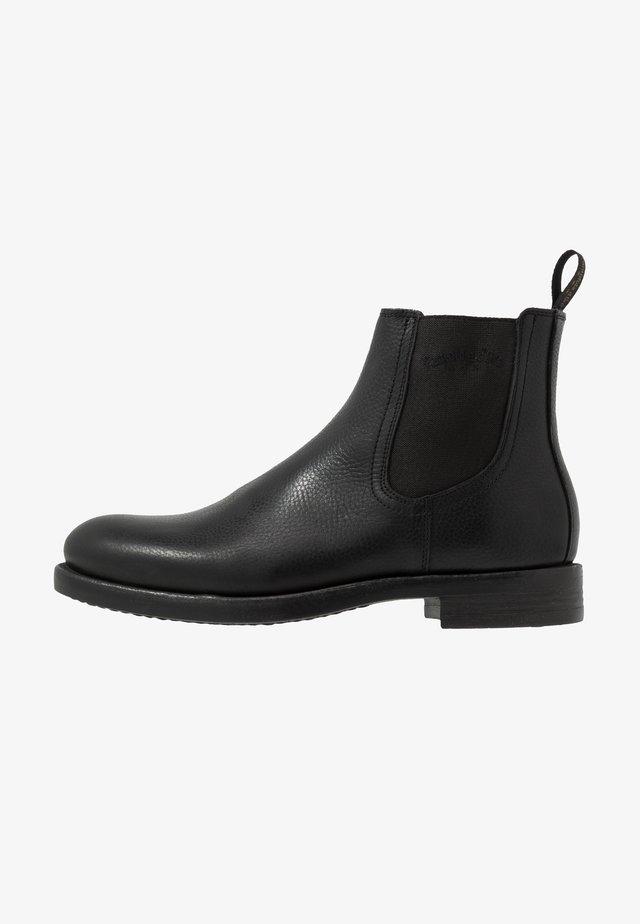 LUKE CHELSEA UOMO HIGH - Kotníkové boty - black