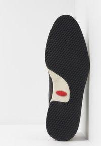Pantofola d'Oro - RUBICON UOMO LOW - Casual lace-ups - black - 4