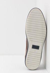 Pantofola d'Oro - MILAZZO UOMO - Sportiga snörskor - tortoise shell - 4