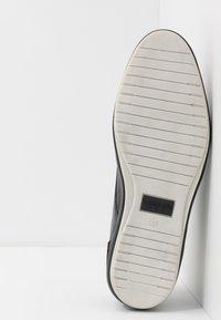 Pantofola d'Oro - MILAZZO UOMO - Nauhakengät - black - 4