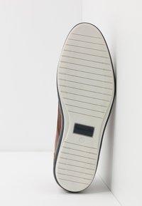 Pantofola d'Oro - MILAZZO UOMO LOW - Sportiga snörskor - tortoise shell - 4