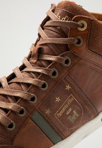 Pantofola d'Oro - MONDOVI MID - High-top trainers - tortoise shell - 5