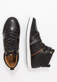 Pantofola d'Oro - MONDOVI MID - High-top trainers - black - 1