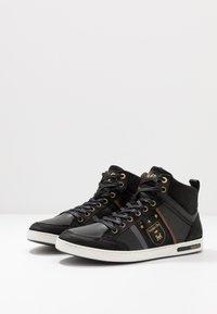 Pantofola d'Oro - MONDOVI MID - High-top trainers - black - 2