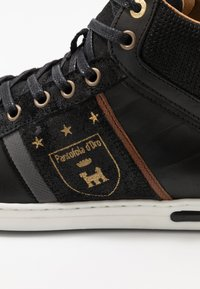 Pantofola d'Oro - MONDOVI MID - High-top trainers - black - 5