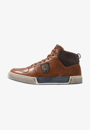 FREDERICO UOMO MID - High-top trainers - tortoise shell