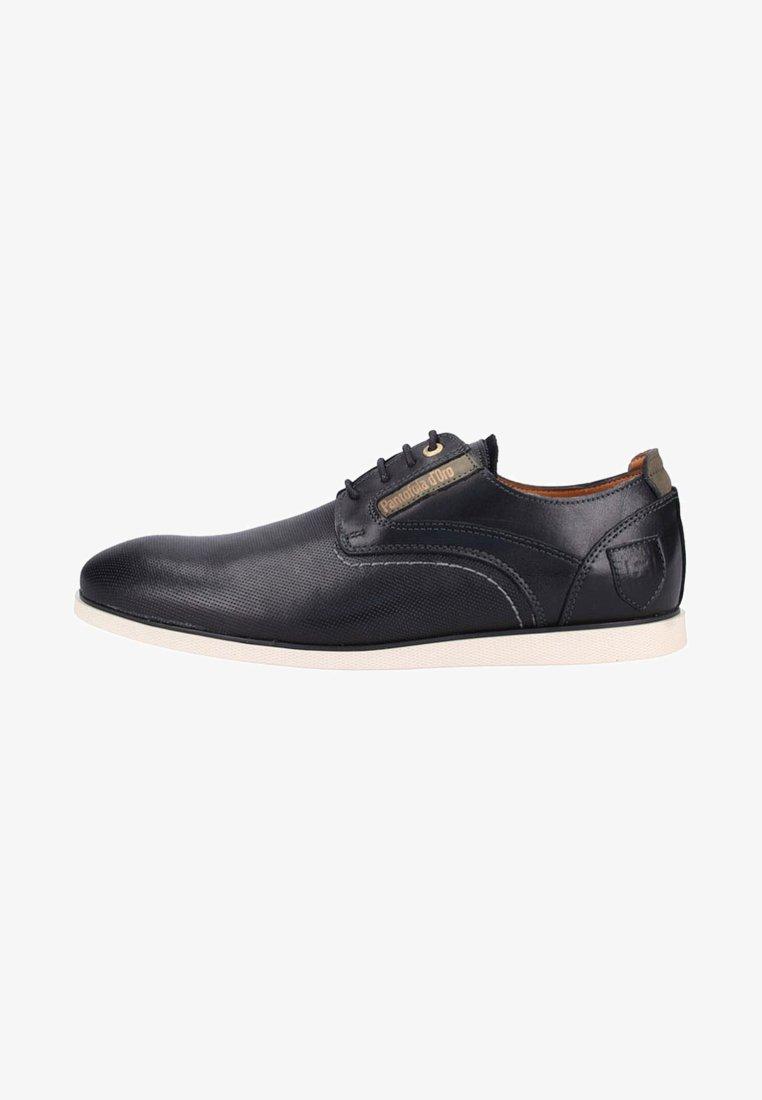 D`oro Black À Chaussures Lacets Pantofola CxrBQeEdoW