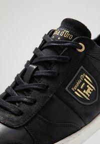 Pantofola d'Oro - MILITO UOMO  - Joggesko - black - 5