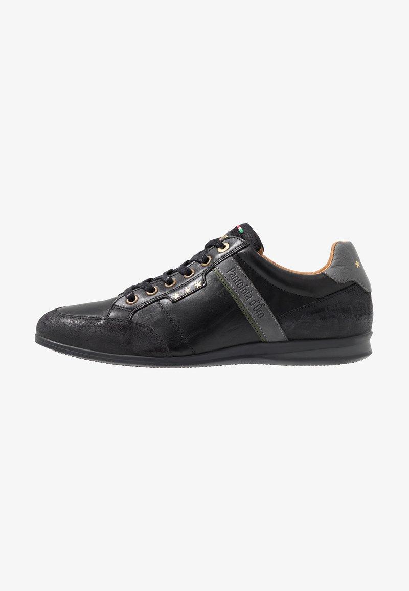 Pantofola d'Oro - ROMA UOMO - Sneakers laag - black