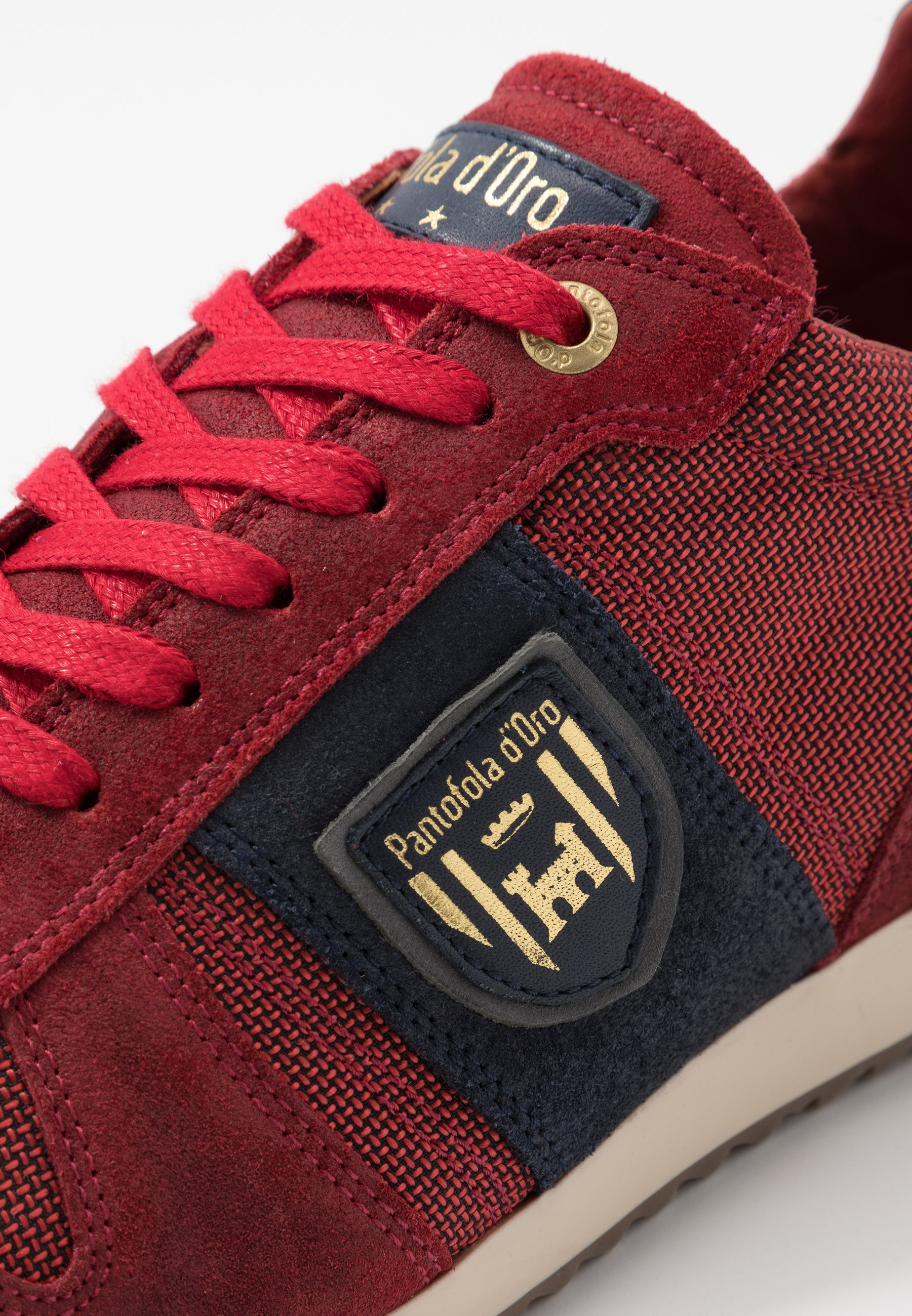 Pantofola d'Oro UMITO UOMO - Sneakersy niskie - racing red