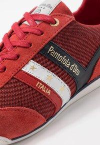 Pantofola d'Oro - VASTO UOMO  - Trainers - racing red - 5