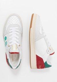 Pantofola d'Oro - MARACANA UOMO  - Trainers - bright white/green/red - 1