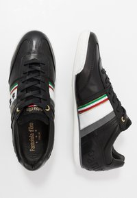 Pantofola d'Oro - IMOLA ROMAGNA UOMO - Trainers - black - 1