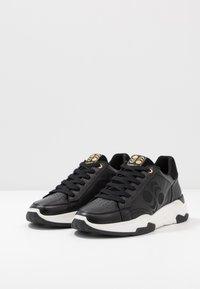 Pantofola d'Oro - AZTECA UOMO  - Trainers - black - 2