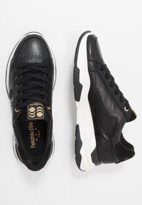 Pantofola d'Oro - AZTECA UOMO  - Trainers - black - 1