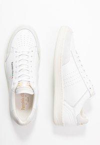 Pantofola d'Oro - CALTARO UOMO - Trainers - bright white - 1