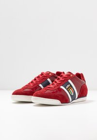 Pantofola d'Oro - FORTEZZA UOMO - Trainers - racing red - 2