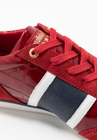 Pantofola d'Oro - FORTEZZA UOMO - Trainers - racing red - 5