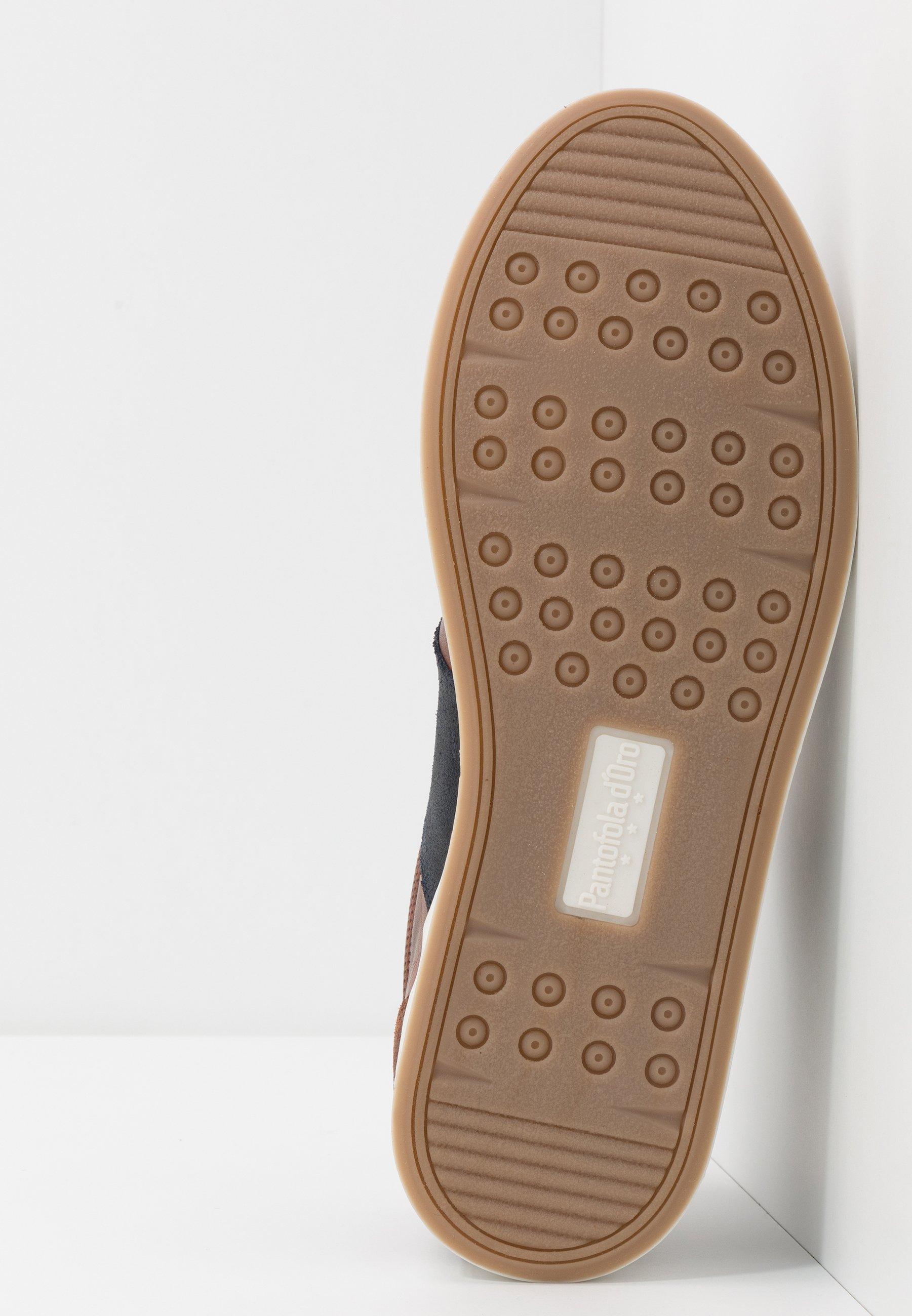 Pantofola d'Oro MILITO UOMO - Sneakersy niskie - tortoise shell