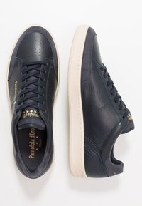 Pantofola d'Oro - CALTARO - Trainers - dress blues - 1