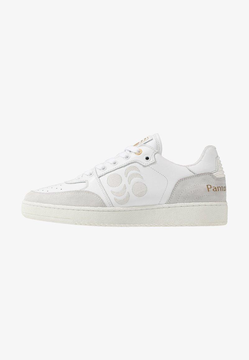 Pantofola d'Oro - MARACANA UOMO - Matalavartiset tennarit - bright white