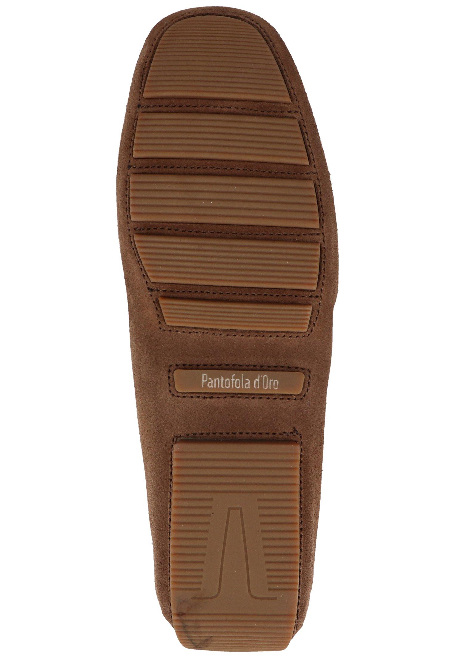 Pantofola d'Oro Mocassins - taupe grey